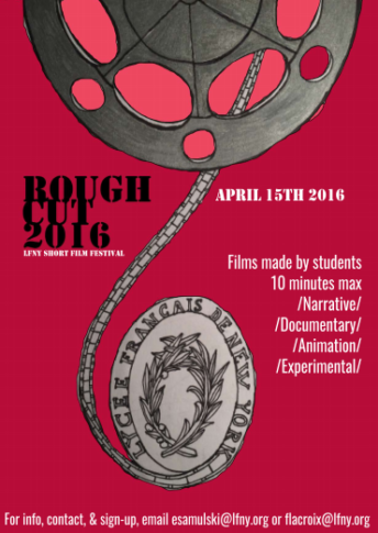 Rough Cut Film Festival 2016